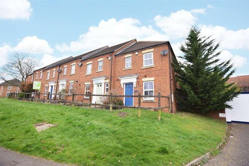 3 Bedrooms End Of Terrace House for sale in Tangmere Mews, Broad Lane, Bracknell, Berkshire, RG12