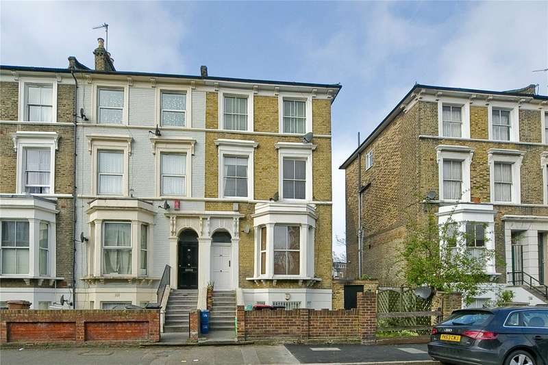1 Bedroom Flat for sale in Lauriston Road, South Hackney, E9