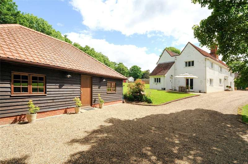6 Bedrooms Detached House for sale in Tawney Lane, Stapleford Tawney, Romford, Essex, RM4