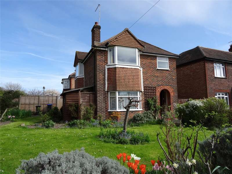3 Bedrooms Detached House for sale in Sompting Road, Broadwater, Worthing, BN14