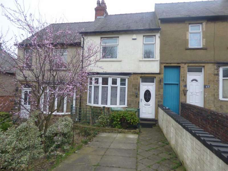 2 Bedrooms Terraced House for sale in Moor End Road, Lockwood, Huddersfield, West Yorlshire, HD4