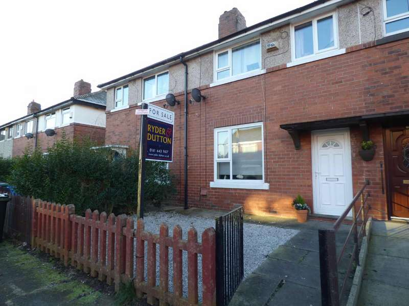 3 Bedrooms Terraced House for sale in Bonny Brow Street, Middleton, Manchester, M24
