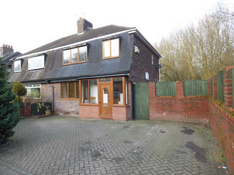 3 Bedrooms Semi Detached House for sale in Victoria Avenue East, Blackley, Manchester, M9