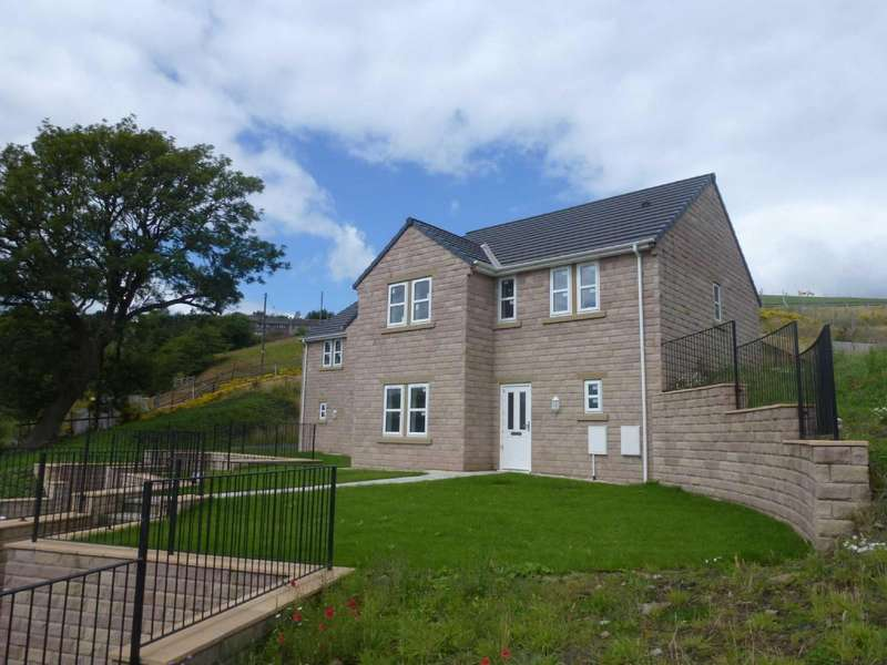 4 Bedrooms Detached House for sale in Plot 3 Hawthorn Rise, 37 Hawthorn Road, Slaithwaite, Huddersfield, HD7