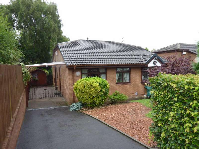 3 Bedrooms Detached Bungalow for sale in Warren Lane, Abbey Hills, Oldham, OL8