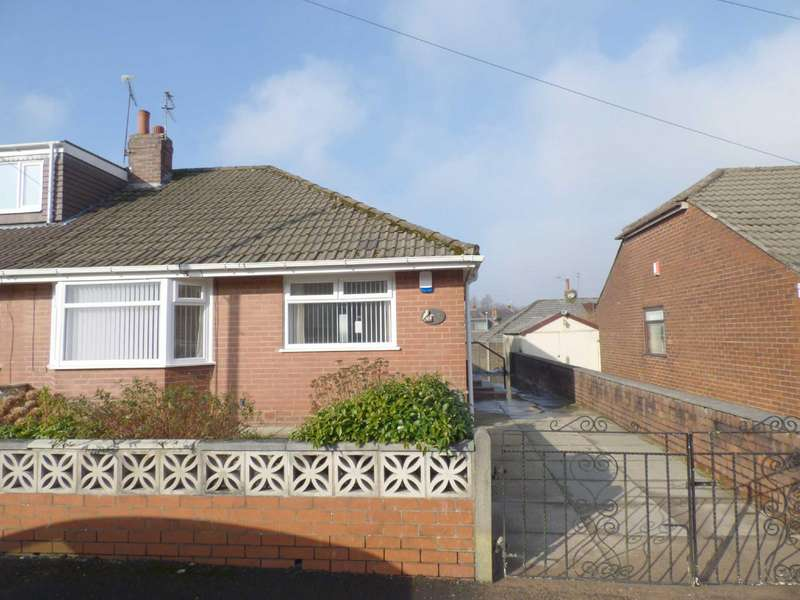 2 Bedrooms Semi Detached Bungalow for sale in Leesway, Lees, Oldham, OL4