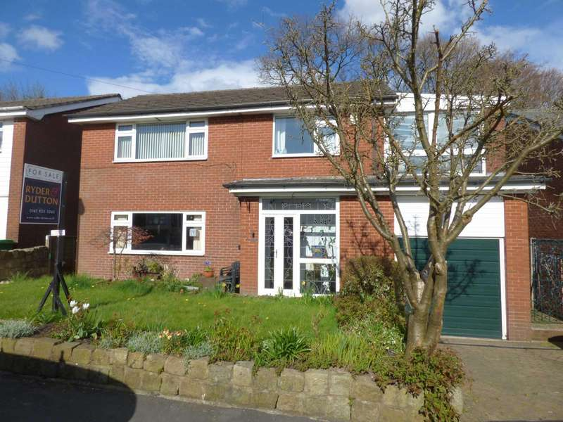3 Bedrooms Detached House for sale in Newark Park Way, Royton, Oldham, OL2