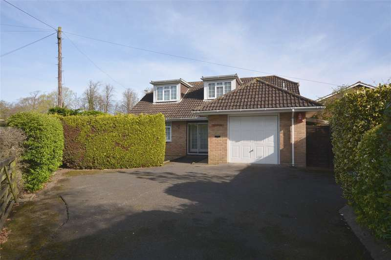 3 Bedrooms Detached House for sale in Ridgeway Lane, Lymington, Hampshire, SO41