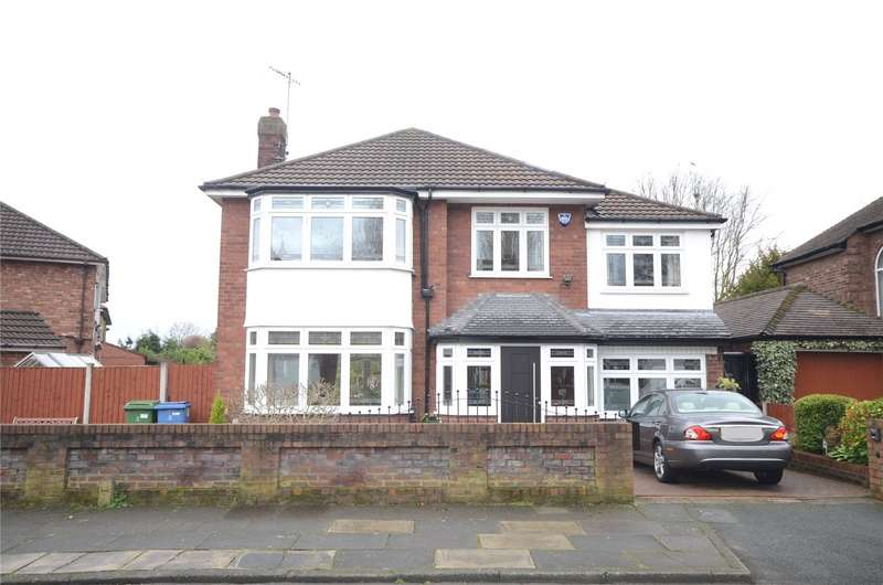 4 Bedrooms Detached House for sale in Fawley Road, Allerton, Liverpool, L18
