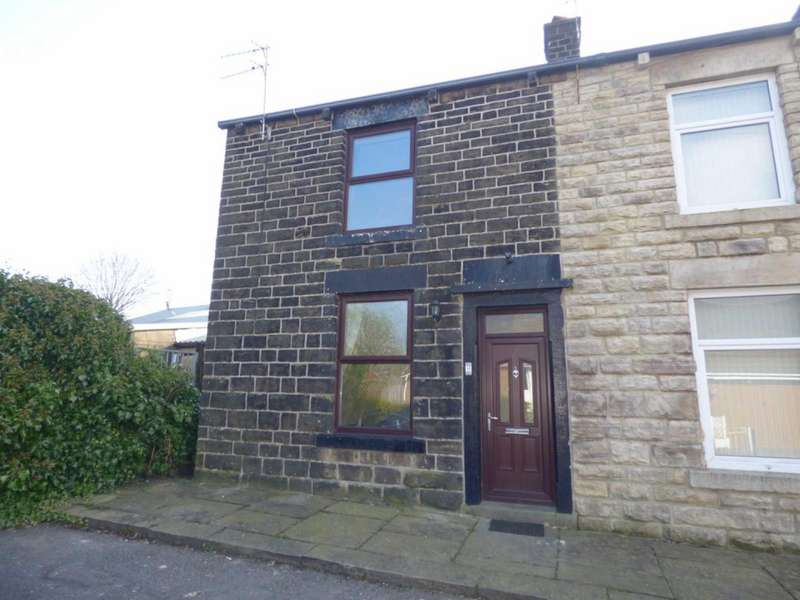2 Bedrooms End Of Terrace House for sale in Victoria Street, Whitworth, Rochdale, Lancashire, OL12