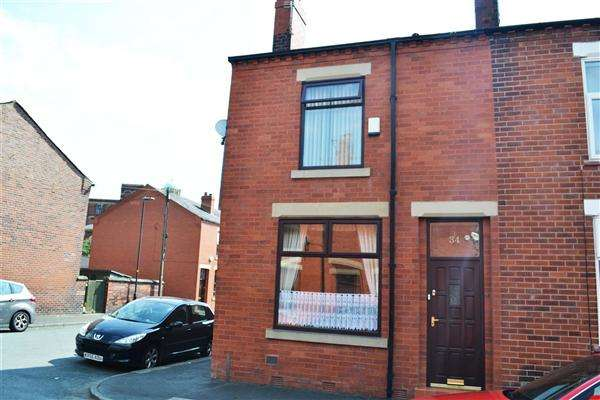 2 Bedrooms Terraced House for sale in Severn Street, Leigh