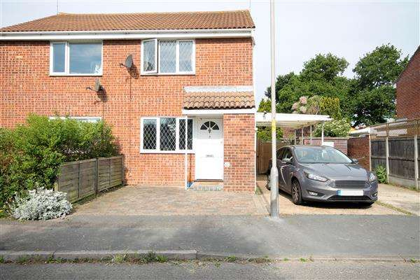 2 Bedrooms House for sale in Merstham Drive, Clacton on Sea