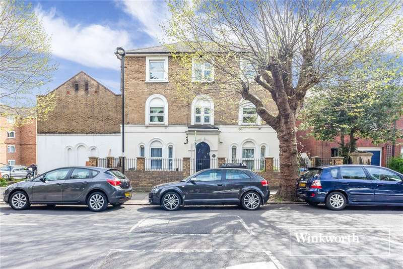 3 Bedrooms Flat for sale in Woodland House, Woodland Road, New Southgate, London, N11