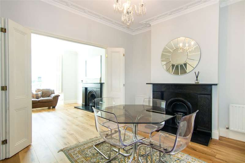 1 Bedroom Flat for sale in Epirus Road, Fulham Broadway, Fulham, London, SW6