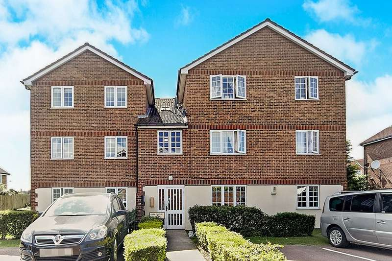 1 Bedroom Flat for sale in Veals Mead, MITCHAM, CR4