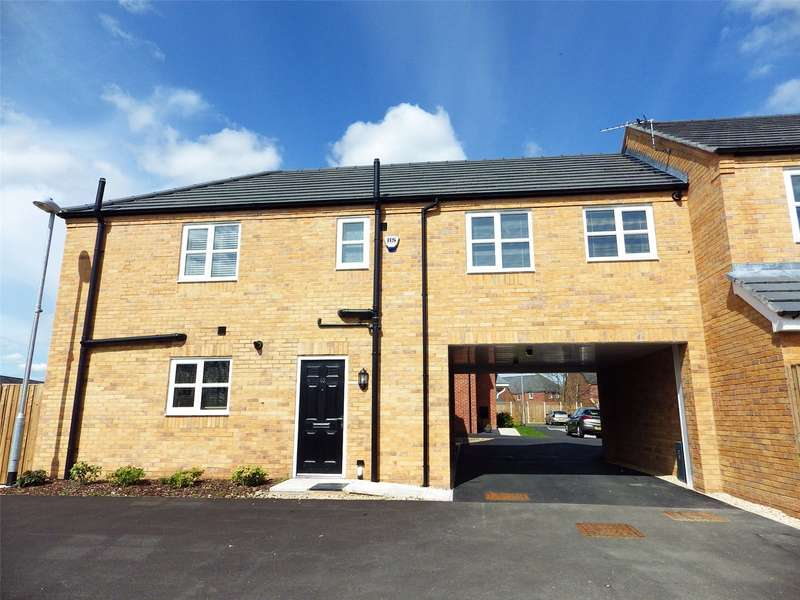 1 Bedroom Apartment Flat for sale in Larchfield Close, Royton, Oldham, Greater Manchester, OL2