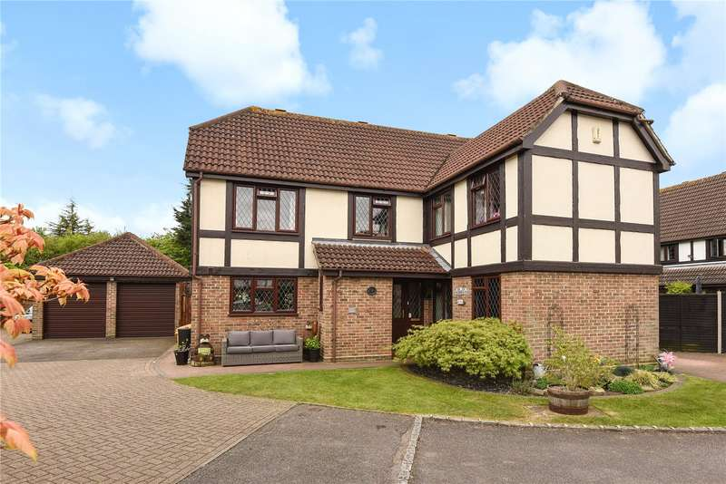 5 Bedrooms Detached House for sale in Whistler Grove, College Town, Sandhurst, Berkshire, GU47