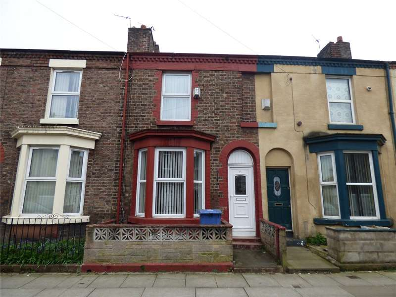 2 Bedrooms Terraced House for sale in Sutton Street, Liverpool, Merseyside, L13