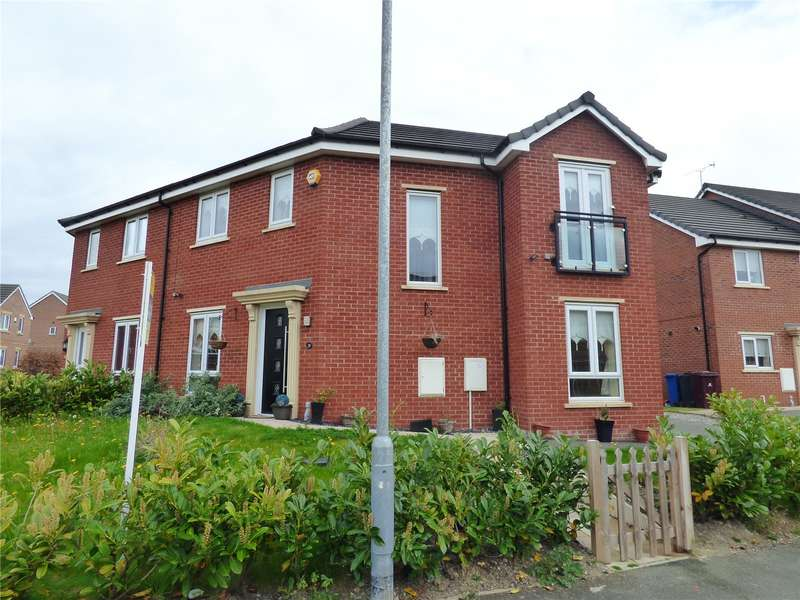 3 Bedrooms Semi Detached House for sale in Springfield Crescent, Liverpool, Merseyside, L36