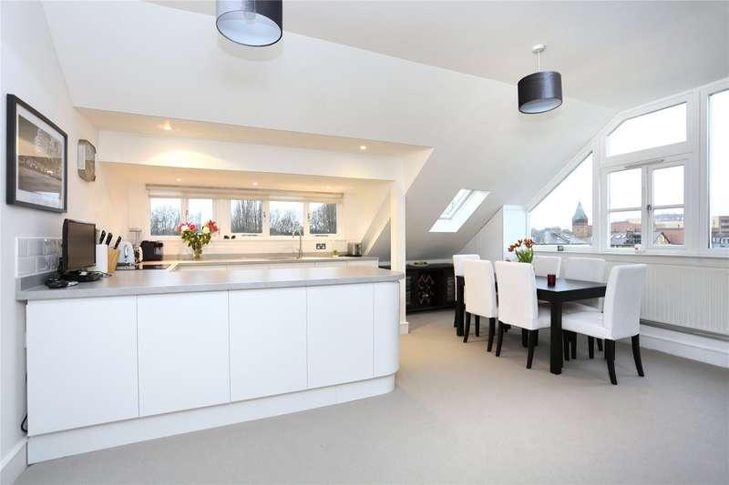 1 Bedroom Flat for sale in Auckland Road, Battersea, London, SW11