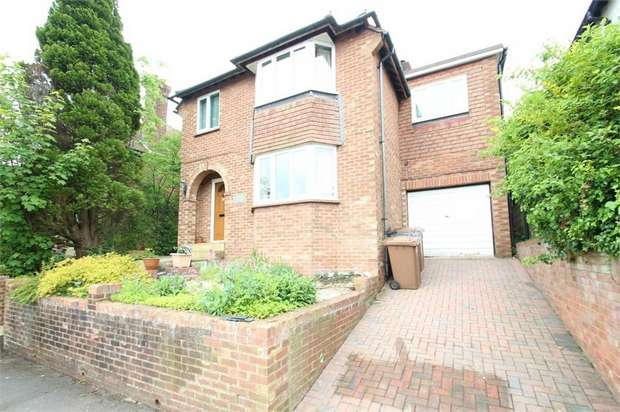 4 Bedrooms Detached House for sale in High View Road, GUILDFORD, Surrey