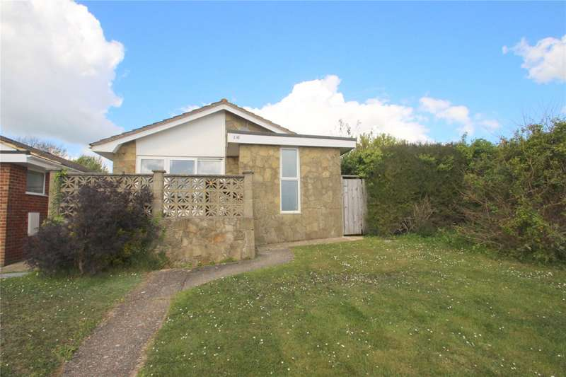 2 Bedrooms Detached Bungalow for sale in Slonk Hill Road, Shoreham By Sea, West Sussex, BN43
