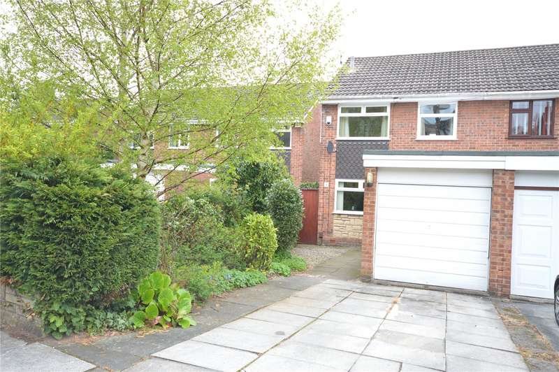 3 Bedrooms Semi Detached House for sale in Church Green, Childwall, Liverpool, L16