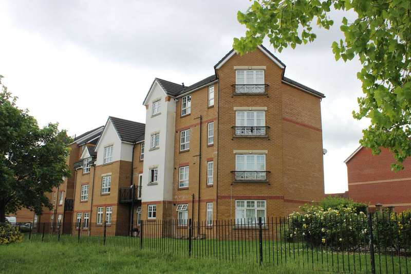 2 Bedrooms Apartment Flat for sale in Greenhaven Drive, Thamesmead, SE28 8FT