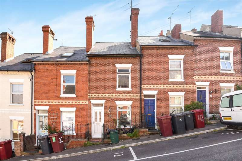 3 Bedrooms Terraced House for sale in Hill Street, Reading, Berkshire, RG1