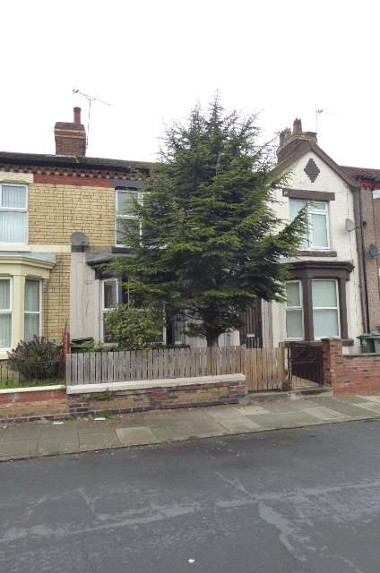 2 Bedrooms Terraced House for sale in Geneva Road, Wallasey, Merseyside, CH44