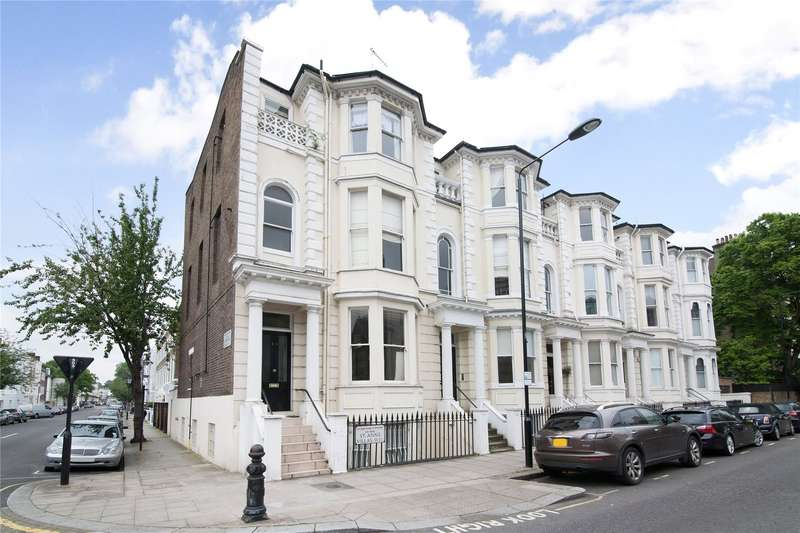 2 Bedrooms Flat for sale in St Anns Villas, Holland Park, London, W11