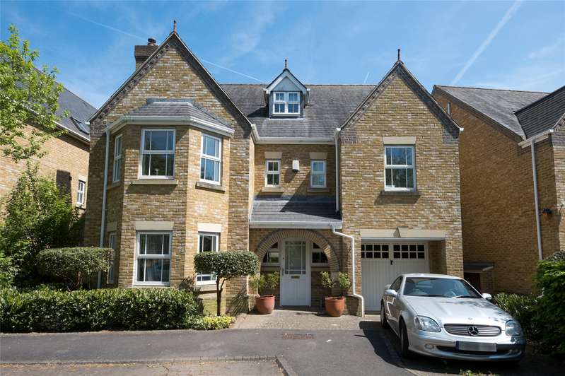 5 Bedrooms Detached House for sale in Burgess Mead, Oxford, OX2