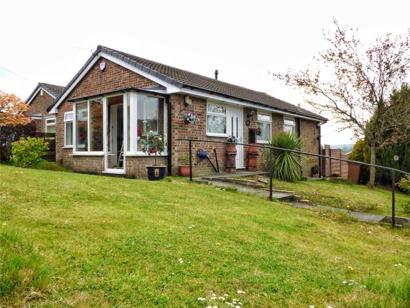 2 Bedrooms Detached Bungalow for sale in Shelfield Lane, Norden, Rochdale, OL11