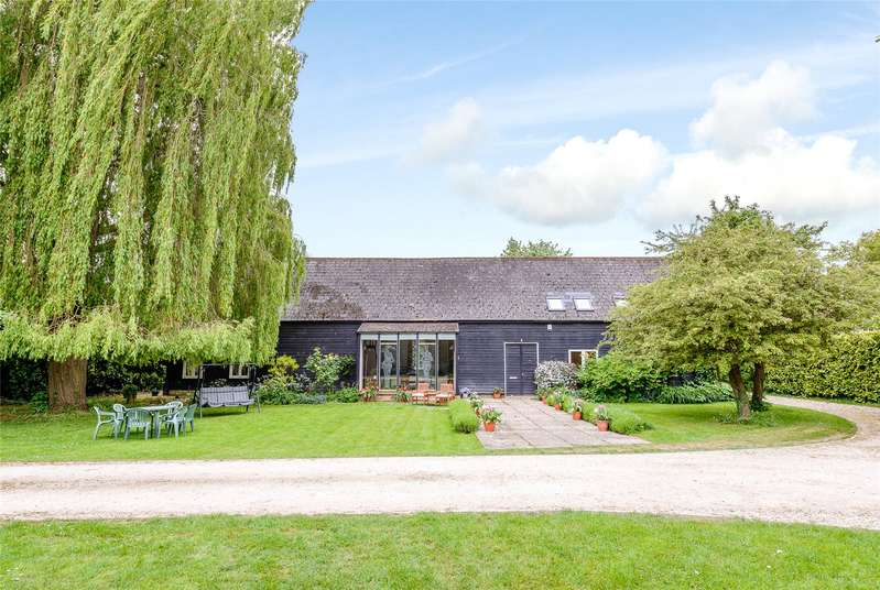 4 Bedrooms Detached House for sale in Oxford Road, Clifton Hampden, Abingdon, OX14