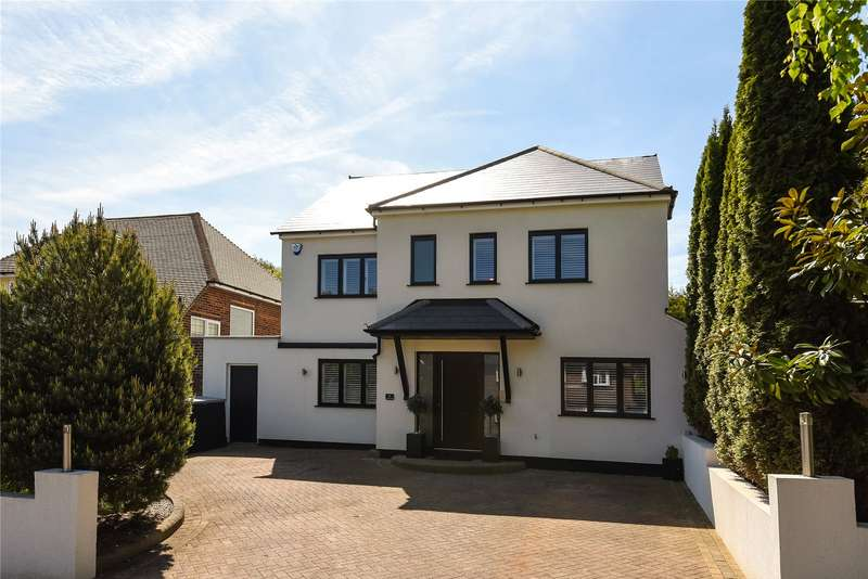 5 Bedrooms Detached House for sale in Campions, Loughton, Essex, IG10