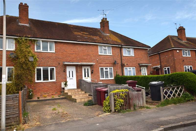 2 Bedrooms Terraced House for sale in Callington Road, Reading, Berkshire, RG2