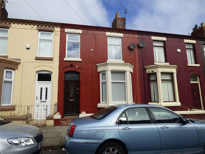 3 Bedrooms Terraced House for sale in Hornsey Road, Liverpool, Merseyside, L4