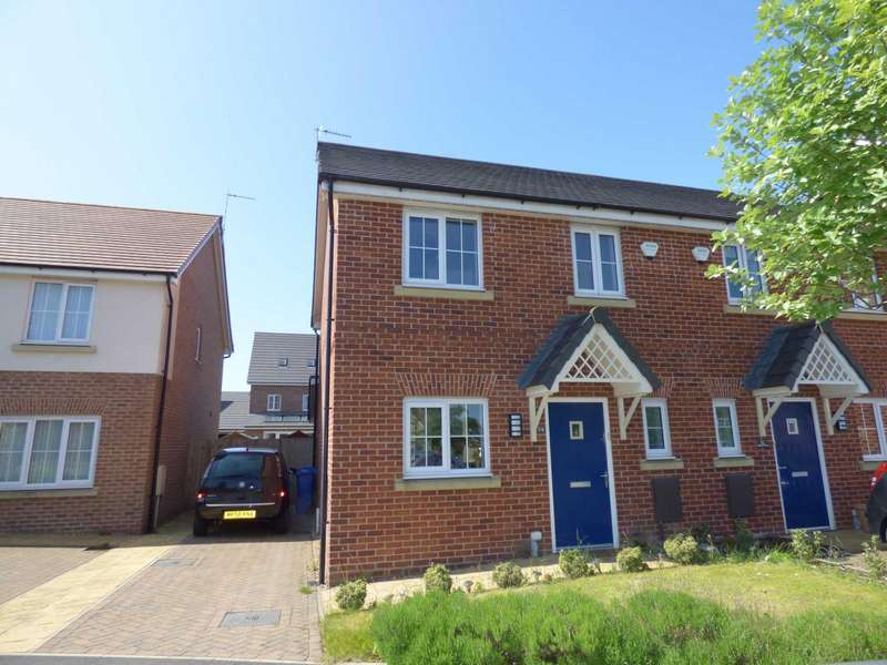 3 Bedrooms Semi Detached House for sale in Weaver Close, Heywood, Lancashire, OL10