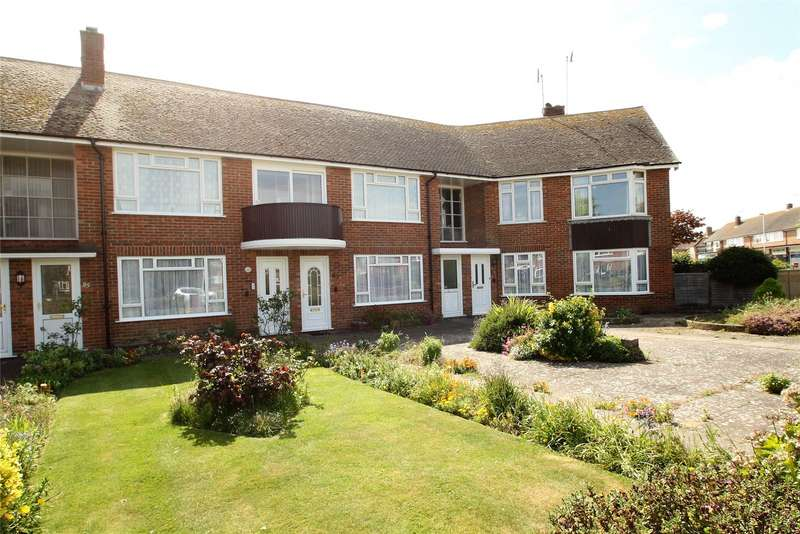 2 Bedrooms Apartment Flat for sale in Alinora Crescent, Goring By Sea, Worthing, BN12