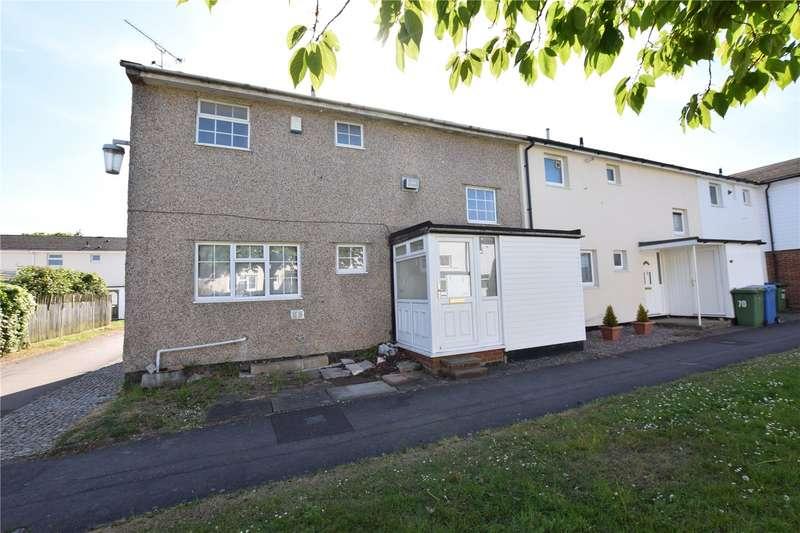 3 Bedrooms End Of Terrace House for sale in Abbotsbury, Bracknell, Berkshire, RG12