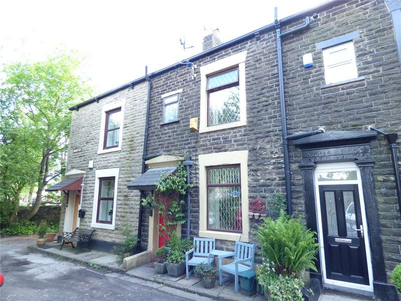 3 Bedrooms Terraced House for sale in Railway View, Shaw, Oldham, Greater Manchester, OL2