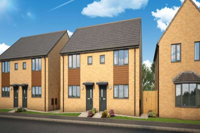 3 Bedrooms Semi Detached House for sale in Hexham Broomhouse Lane, Edlington, Doncaster, DN12