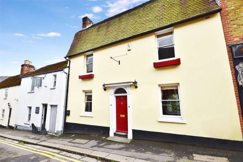 Terraced House for sale in Bishop's Stortford