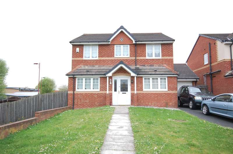 4 Bedrooms Detached House for sale in Discovery Road, Garston, Liverpool, L19