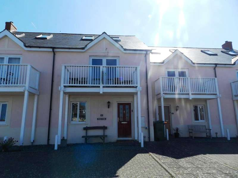 3 Bedrooms Terraced House for sale in Puffin Way, Broad Haven, Haverfordwest