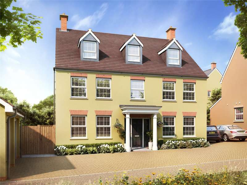 5 Bedrooms Detached House for sale in Pinhoe, Devon