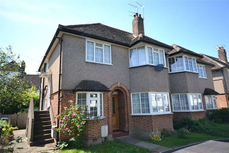 2 Bedrooms Apartment Flat for sale in Welbeck Close, North Finchley, London, N12