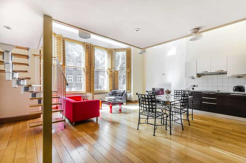 2 Bedrooms Flat for sale in Courtfield Road, South Kensington, SW7