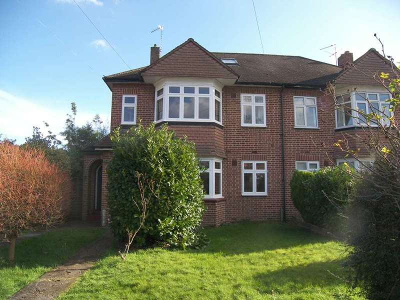 2 Bedrooms Maisonette Flat for rent in Speer Road, Thames Ditton