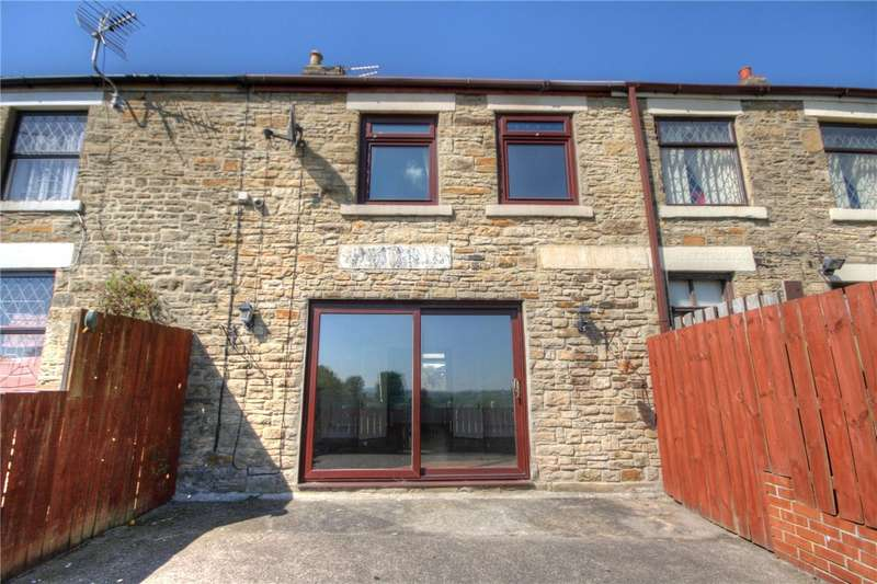 3 Bedrooms Terraced House for sale in Albion Terrace, Witton Park, Bishop Auckland, DL14
